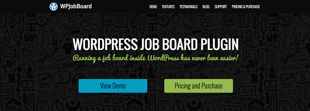WP Job Board