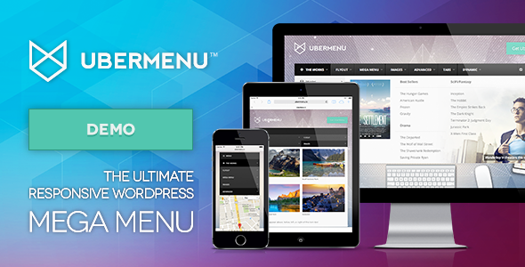UberMenu Premium WordPress Plugin
