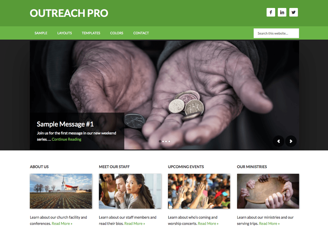 """outreachpro-charity-wordpress-theme"""