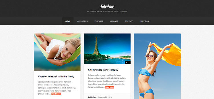 fabulous-pinterest-wordpress-theme
