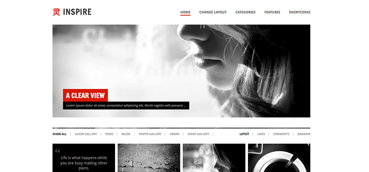 inspire-masonry-wordpress-theme