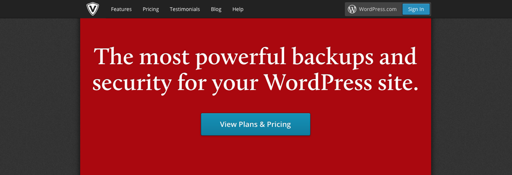 VaultPress para WordPress