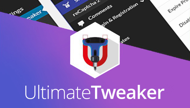 Ultimate Tweaker za WordPress