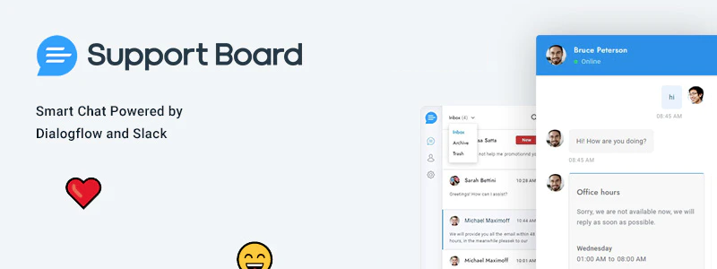 Podpora Board - Chat WordPress Plugin