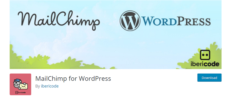 MailChimp za WordPress