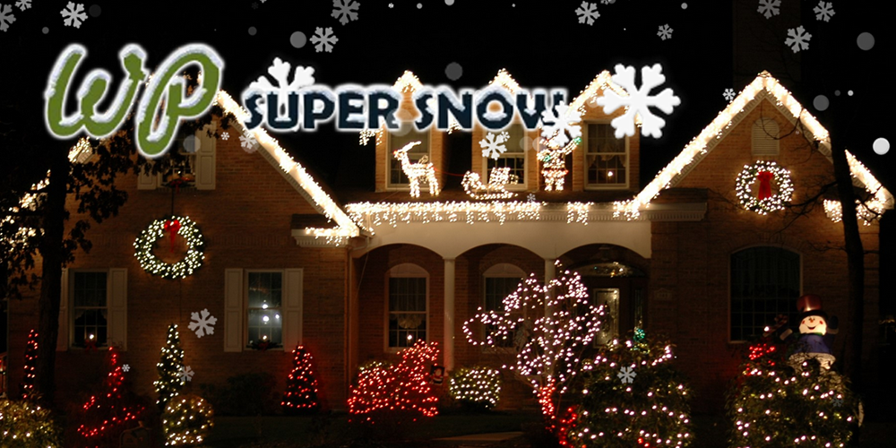 WP Super Snow Free WordPress Plugin