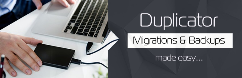 Duplicator gratis WordPress-plugin