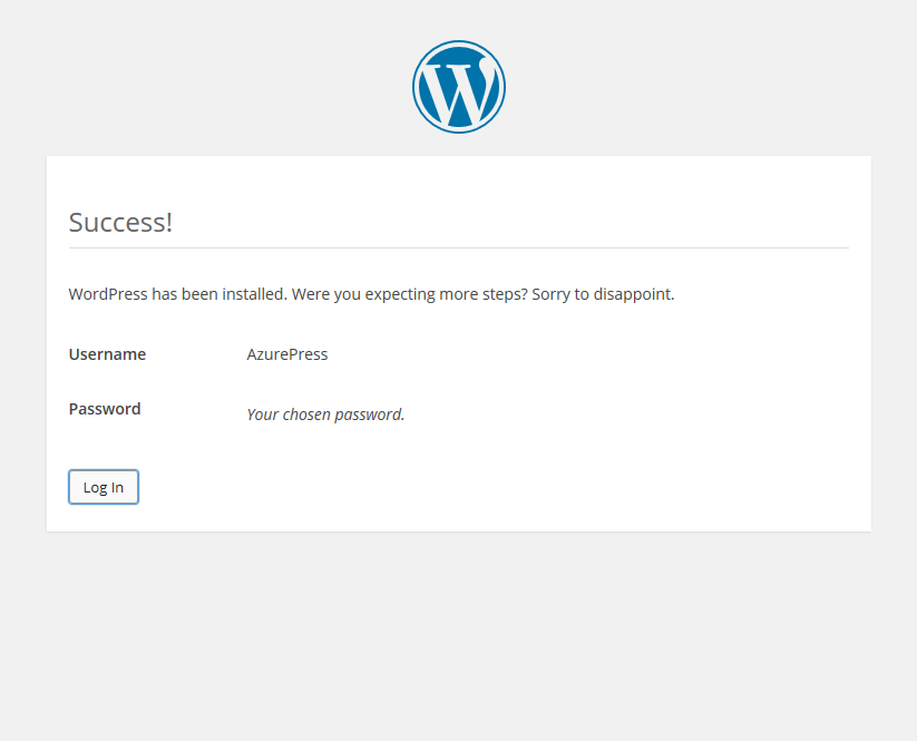 azure-install-wordpress-azure-step-3-3