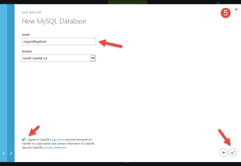 azure-install-wordpress-azure-step-2-3-add-db