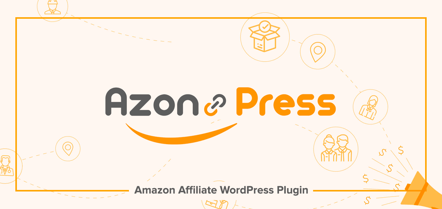 """Amazon"" filialų ""AzonPress WordPress"" papildinys"