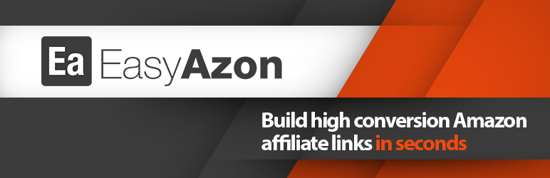 """EasyAzon"" - ""Amazon Associates Affiliate Plugin"""