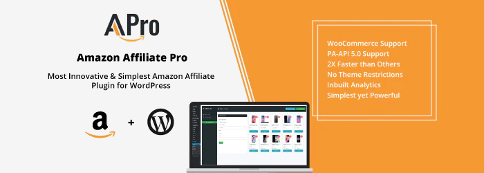 """AAPro"" - ""Amazon Affiliate Pro WordPress"" papildinys"