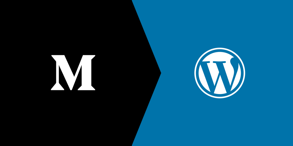 Cómo mover un blog de mediano a WordPress