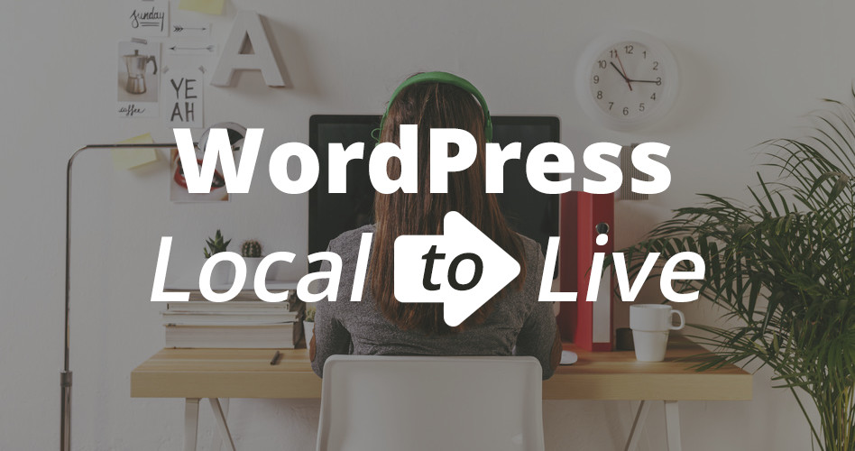 Cómo mover su sitio web de WordPress de localhost a Live Server