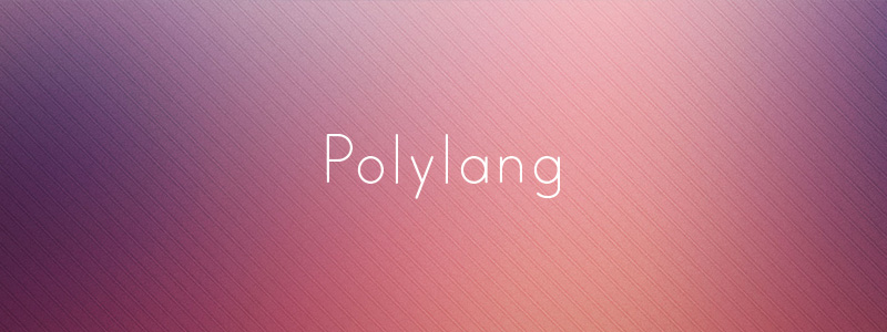 Traduce WordPress con Polylang