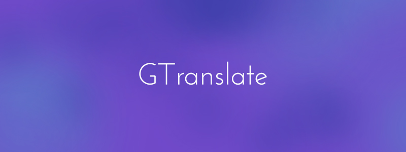Traduce WordPress con GTranslate