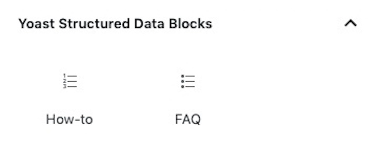 Yoast-Blocks