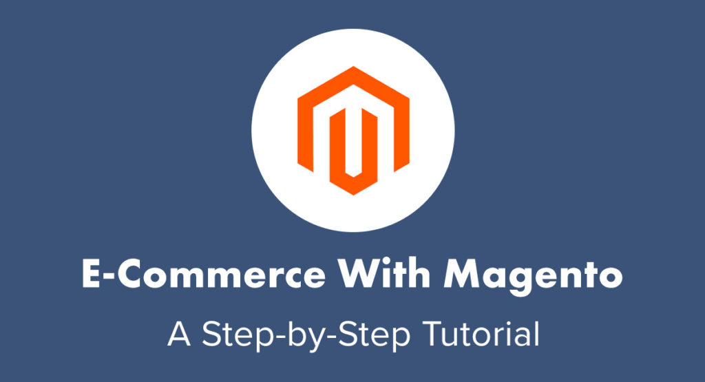 E-commerce website met Magento