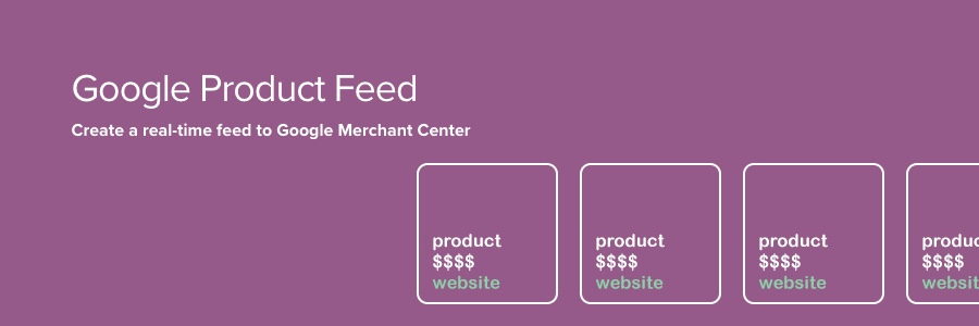 Feed de productos de Google de WooCommerce