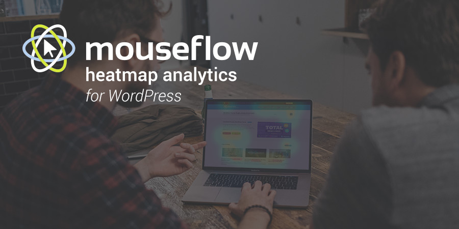 Mouseflow Heatmap Analytics pre kontrolu WordPress