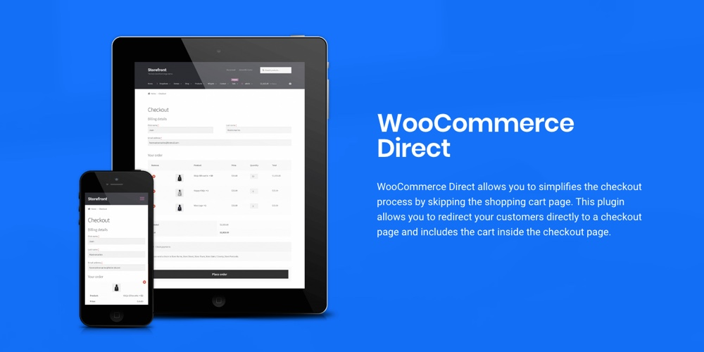 """WooCommerce Direct"""
