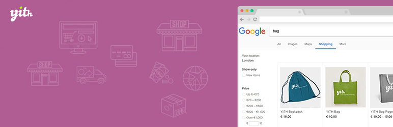 YITH Google Product Feed för WooCommerce