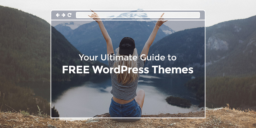 Ultimate Guide Free WordPress Themes