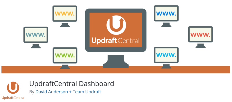 UpdraftCentral WordPress-plugin
