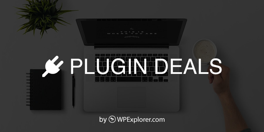 WordPress Plugin Black Friday erbjudanden