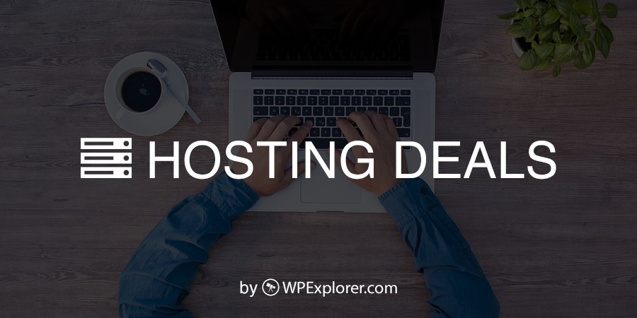 WordPress Hosting Black Friday-erbjudanden