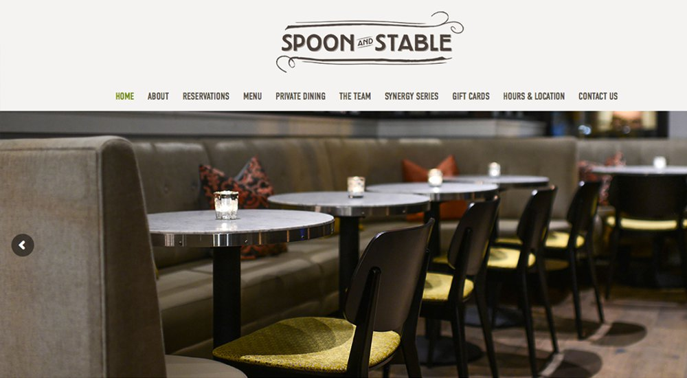 Spoon & Stable: tema total de WordPress