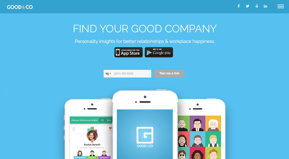 Good.co: tema total de WordPress
